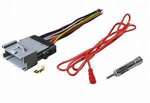 Stereo Radio Aftermarket Installation Wire Harness