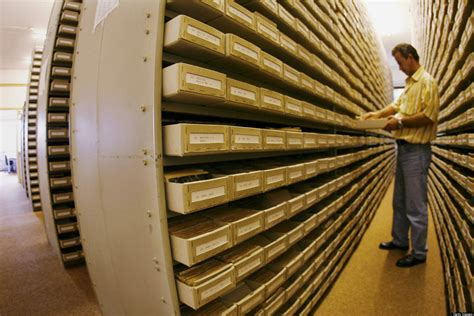 German Holocaust Archive In Bad Arolsen To Open Fully To