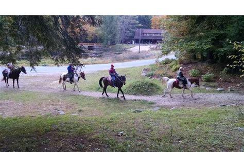 horseback riding pony ranch painted ruggiero trail lake george ride ny memorable enjoy luzerne docks launch