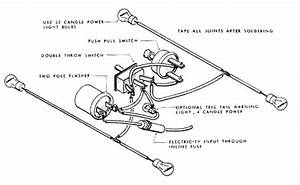 6 Best Images Of Turn Signal Flasher Wiring-diagram