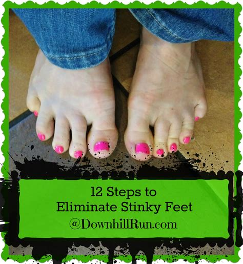 12 Steps to Eliminate Stinky Feet | SimpleStepsForLivingLife