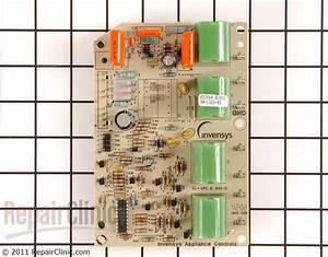 Range  Stove  Oven Control Module - Wpw10331686