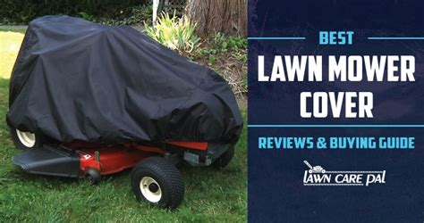 Best Lawn Mower Cover 2018