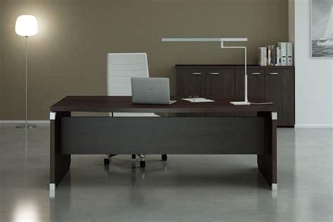 bureau couleur wengé x work 05 bureau professionnel en laminé disponible