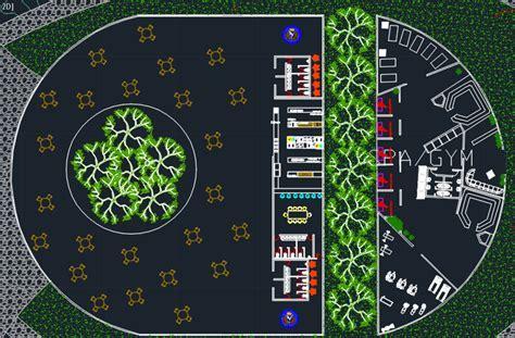 Hotel Complex 2D DWG Design Plan for AutoCAD ? Designs CAD