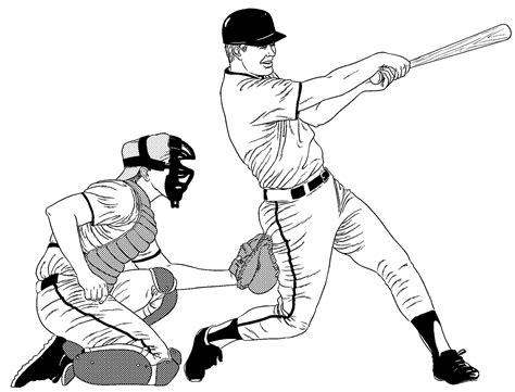 baseball color pages  children activity shelter