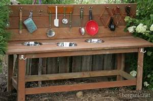 9 DIY Potting Benches From Recycled Materials