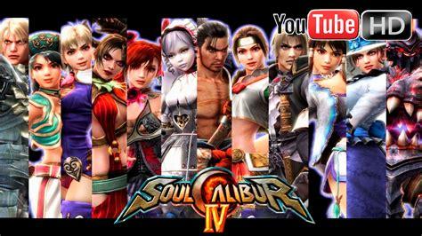 Soulcalibur Iv Wallpapers Video Game Hq Soulcalibur Iv