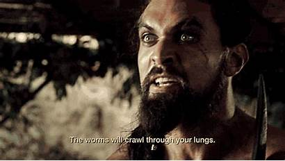 Drogo Khal Quotes Khaleesi Thrones Daenerys Momoa
