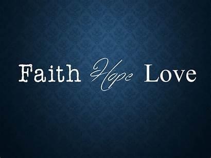Hope Grief Church Faith Resonating Christ Christian