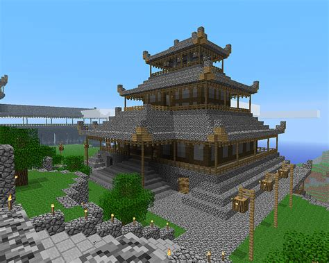 Minecraft Building Ideas Japanese House