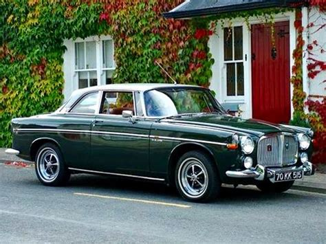 Rover P5b Coupe 2 Door 3.5 V8