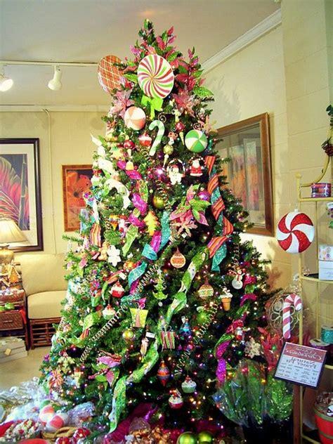 5 193 rboles de navidad decorados con dulces