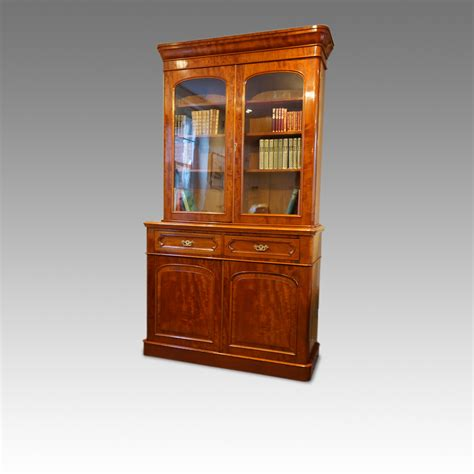 Bookcases And Cabinets by Mahogany Cabinet Bookcase La50302