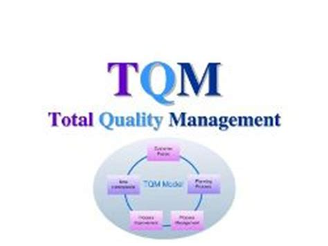 modern concept of management mysource1 is a on quality concepts discussion total quality management the modern