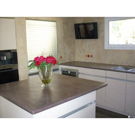 formation cuisine guadeloupe béton ciré cuisine et plan de travail beton