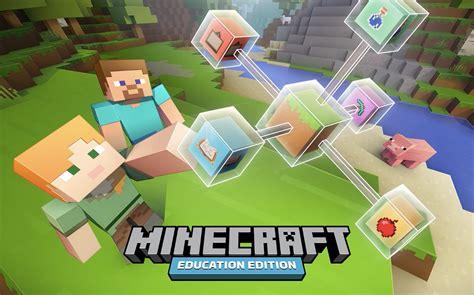 classroom minecraft education edition