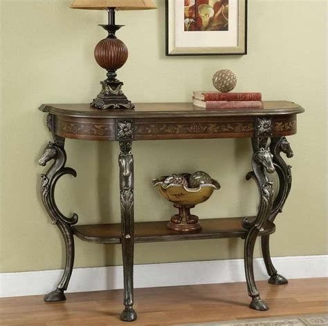Decoration  Foyer Table Ideas  Interior Decoration And