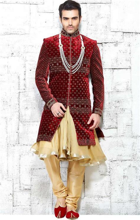 types  wedding sherwani  groom