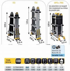 Echelle Telescopique 6 M : centaure 410844 echelle t lescopique outillage ~ Dailycaller-alerts.com Idées de Décoration