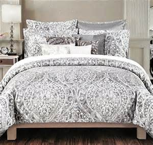 amazon com tahari home 3pc duvet cover set paisley