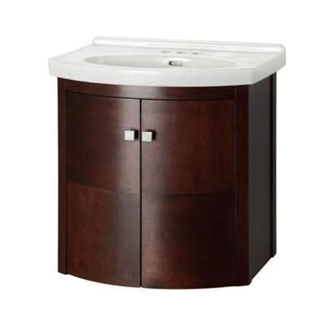foremost international denville 25 inch wall hung vanity