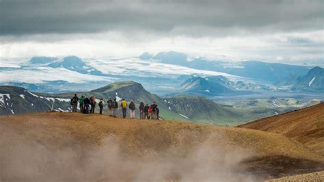 5 Day Laugavegur Trek In Huts Iceland Adventure Tours