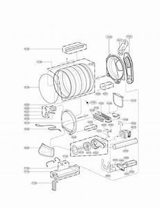 Lg Dryer Parts