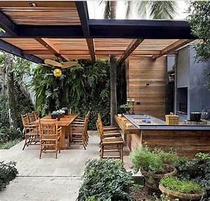 Pin, En, Barbecue, Area, Ideas