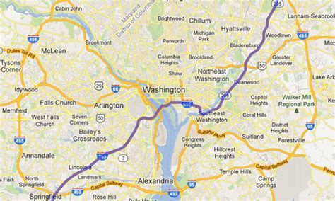 maps  send  travelers  dc greater