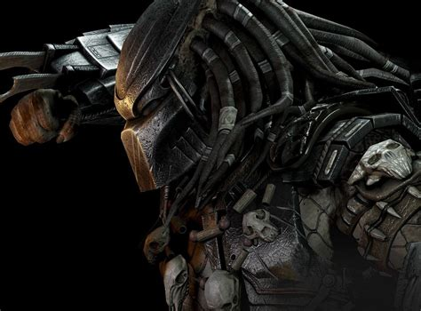 mortal kombat  dlc  include playable predator rumor