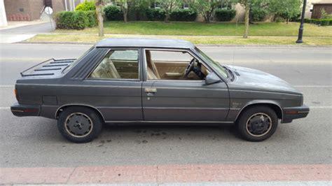 1983 renault alliance 1983 renault alliance motor trend edition 2699 3000 1987