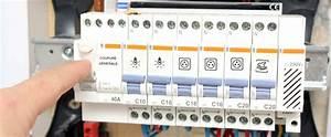 travaux remise aux normes électricité