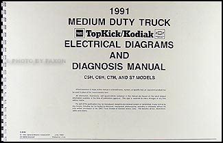 Gmc Chevy Topkick Kodiak Caterpiller Diesel