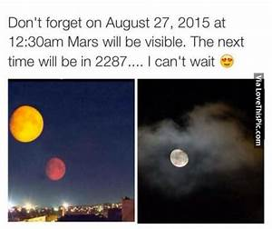 Mars Will Be Visible On August 27 Pictures, Photos, and ...