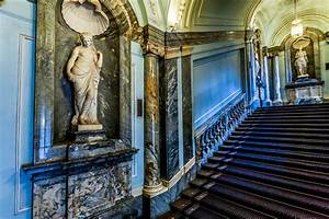 The Marble Palace in St. Petersburg, Russia