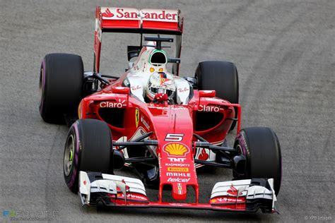 Notable names from his red bull career included 'kate's. Sebastian Vettel, Ferrari, Singapore, 2016 · RaceFans