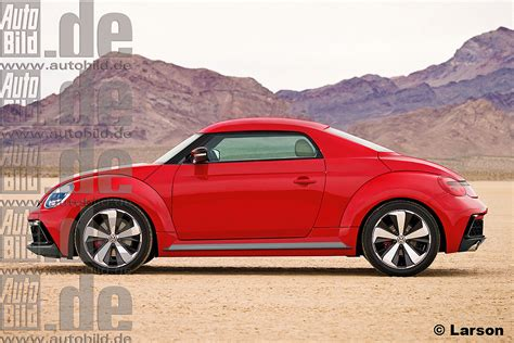 vw beetle modelle vw beetle neue modelle ab 2019 bilder autobild de