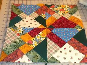 16 Patch Quilt Patterns Free Four Patch Quilt Block