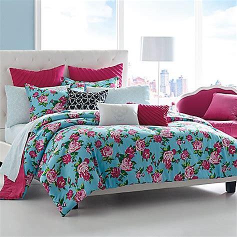 betsey johnson comforter betsey johnson 174 boudoir comforter set bed bath beyond
