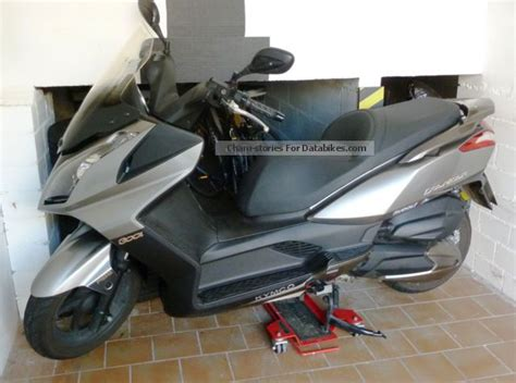 Kymco Downtown 250i Hd Photo by 2012 Kymco Downtown 300 Abs