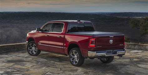 2019 Ram 1500 Debuts With A 48volt Hybrid System The