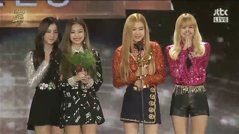 blackpink bolbbalgan win rookie awards st