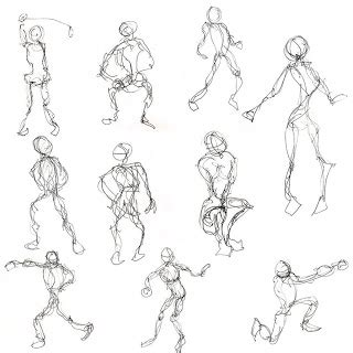 basic drawing  examples  gesture drawing   web