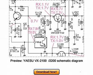 Download Vertex Yaesu Vx-2100 Vx-2200 Service Repair Manual