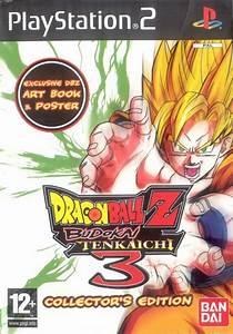 Dragon Ball Z Budokai Tenkaichi 3 Sparking Meteor Ps2 Ntsc