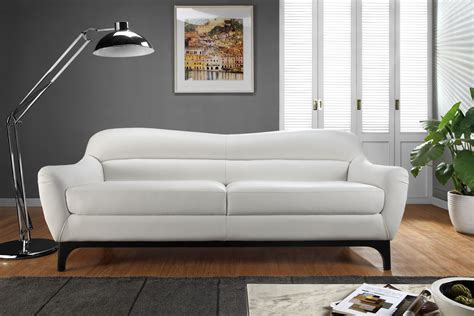 pure leather sectional sofas wollo pure white top grain leather sofa 35703do 1188 moroni