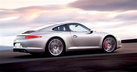 2018 Porsche 911 Effective Generation Provides Hybrid