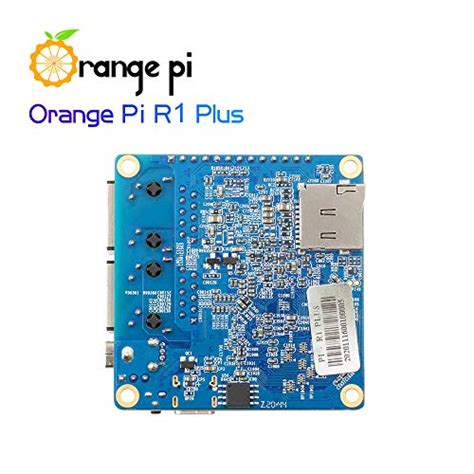 Smart electronics~ orange pi r1orangepi r1 dual network port development board programming microcontroller orange pi. Orange Pi R1 Plus 1GB DDR4 Rockchip RK3328 Quad core ...