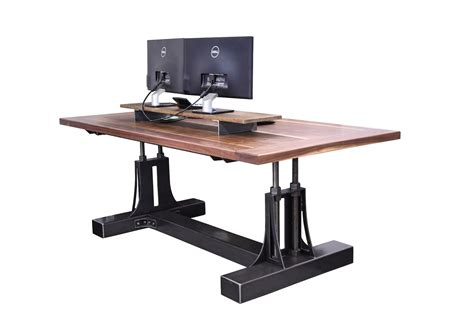 industrial desk post industrial desk vintage industrial furniture